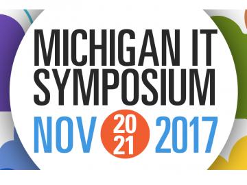 2017 Michigan IT Symposium